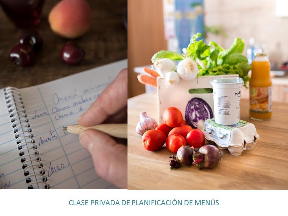 PORTADA CLASE PRIVADA PLANIFICACION MENUS