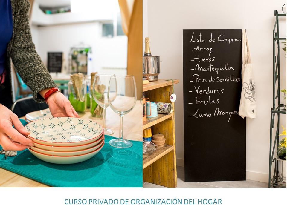 PORTADA CURSO PRIVADO DE ORGANIZACION DEL HOGAR 2018