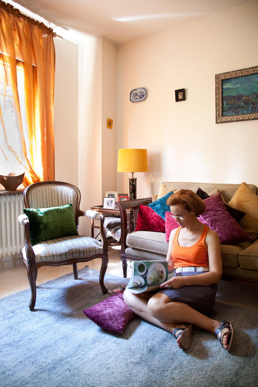The Home Academy en el salón