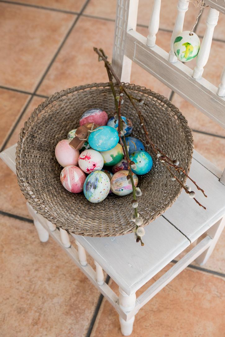 The Home Academy huevos pascua