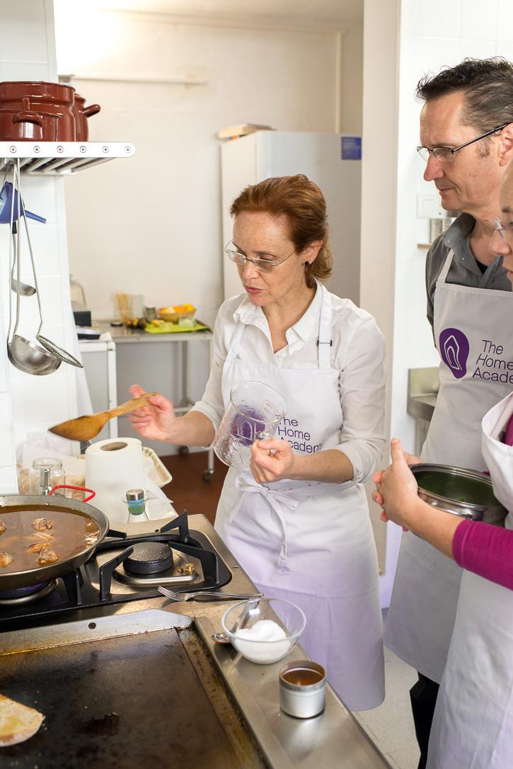 The Home Academy Clases de Cocina 5