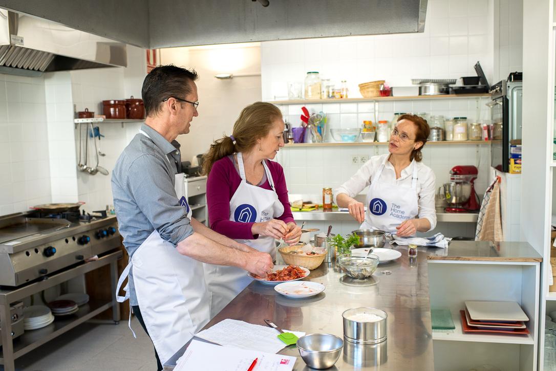 The Home Academy clases de cocina 7