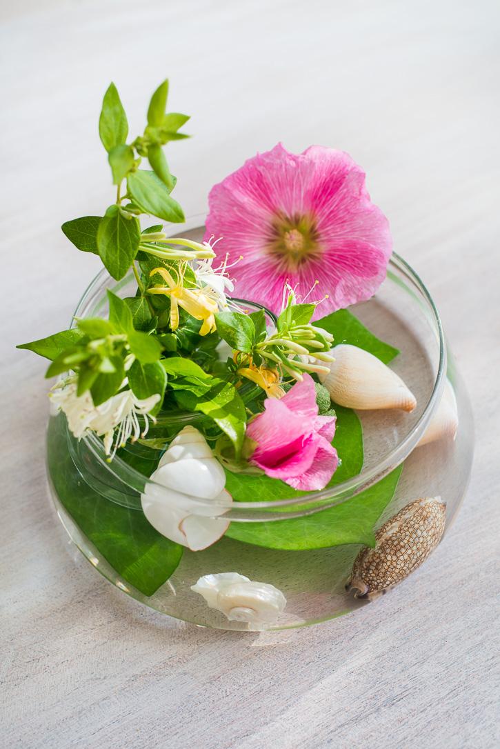 The Home Academy arreglos florales 2