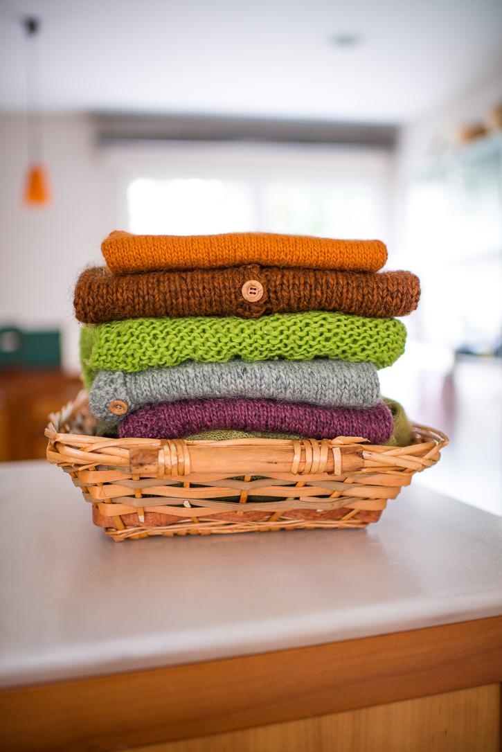 The Home Academy doblar ropa