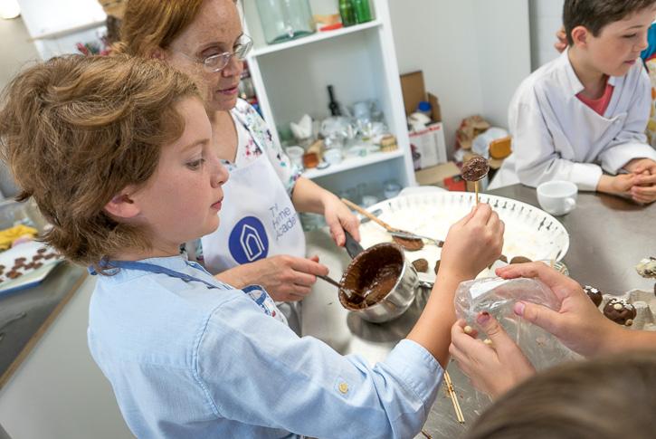 Clases de cocina niños The Home Academy 1