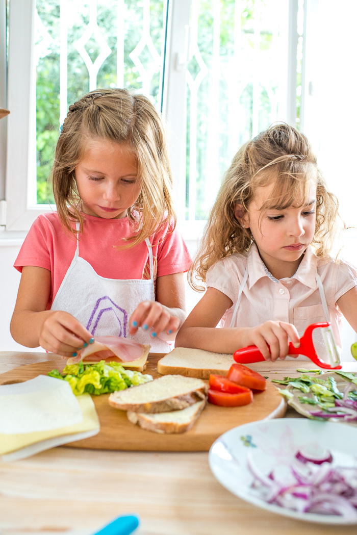 Cocina niños The Home Academy E