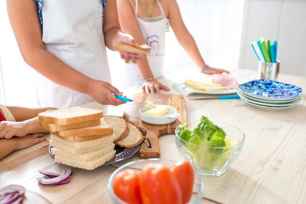 cocina niños The Home Academy A