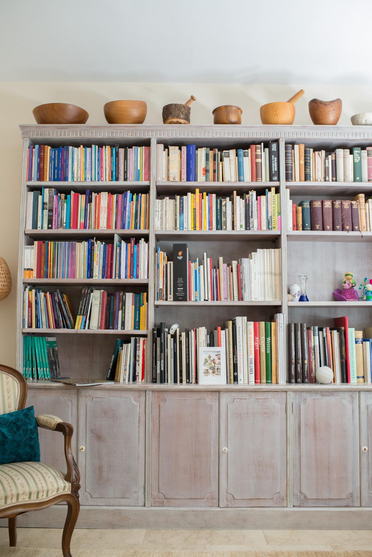 ordenar librerías
