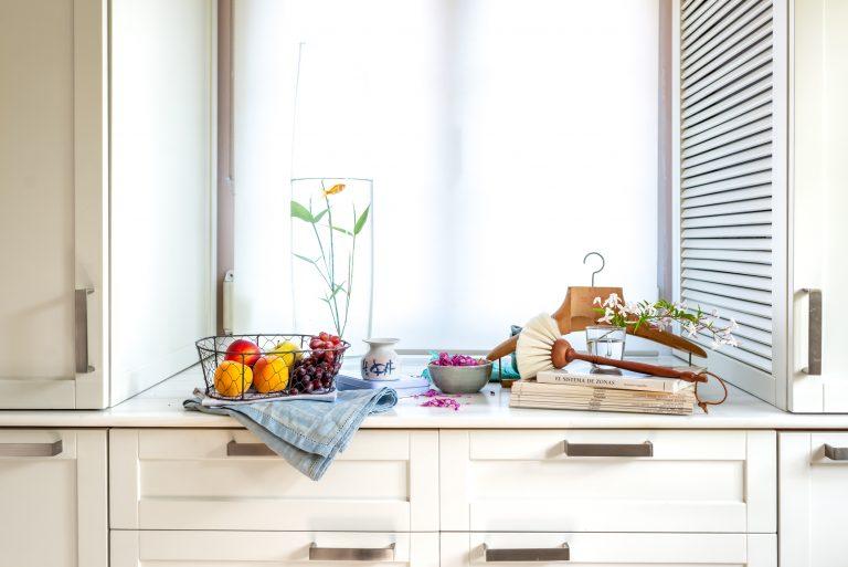 Cómo organizar el espacio de ropa blanca